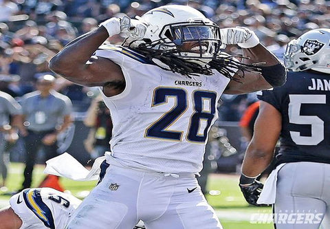 Another Career Day for Melvin Gordon