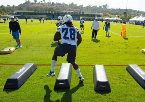 Chargers to Hold Training Camp at Jack Hammett Sports Complex in Costa Mesa