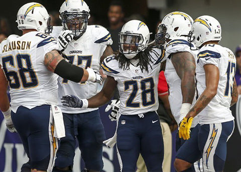 Optimistic mind-set leads Chargers to the top of the AFC West