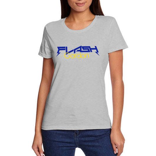 Womens Melvin Gordon Tee-Flash Gordon