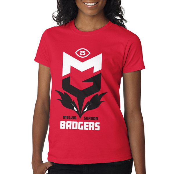 Womens  Bagers Tee | Melvin Gordon