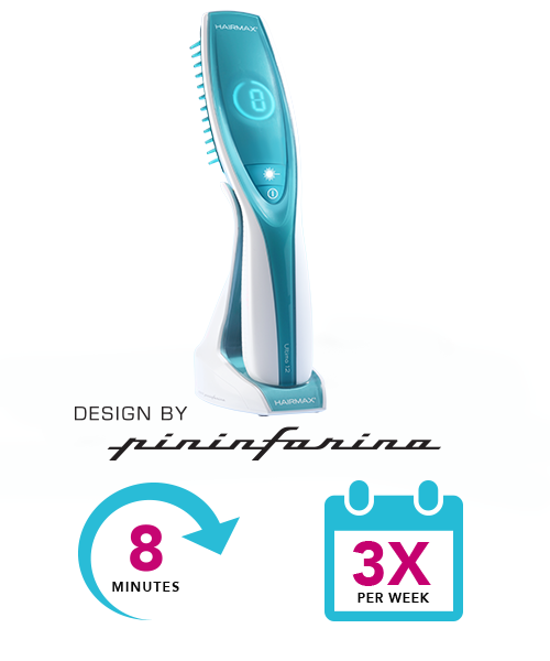Ultima 12 Lasercomb with FREE 4pc Hair Care Bundle