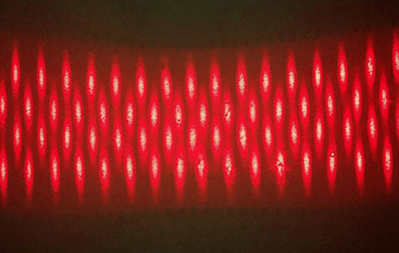 Laser Density - Consistent Laser Light Dispersion