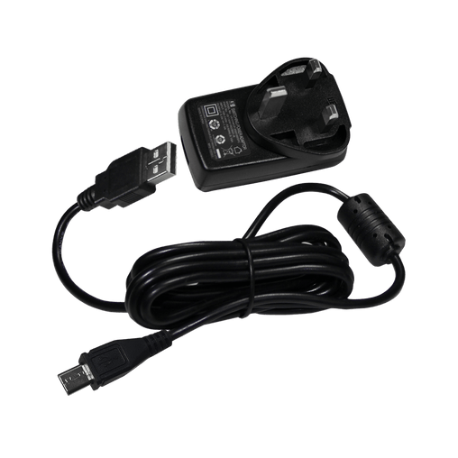 UNIVERSAL CHARGER FOR LASERBAND 82 – UNITED KINGDOM ADAPTER