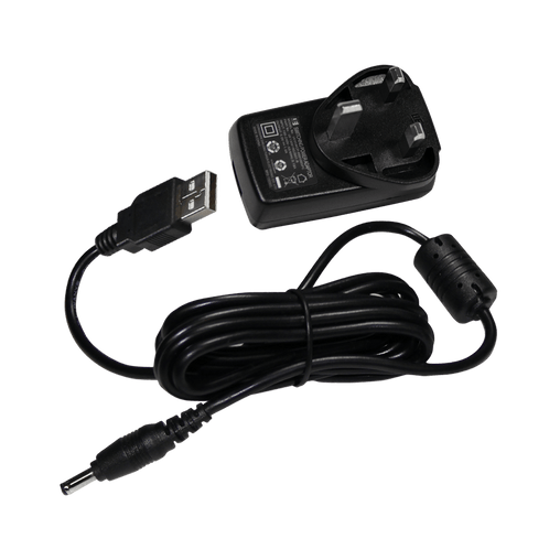 UNIVERSAL CHARGER FOR CORDLESS DEVICE ONLY – WITH UK ADAPTER