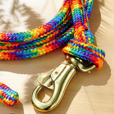 rainbow yachting braid rope