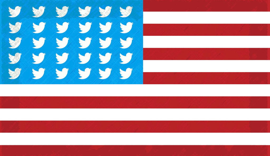 What's behind Dire Straits of America (aka the Twitter Flag design)