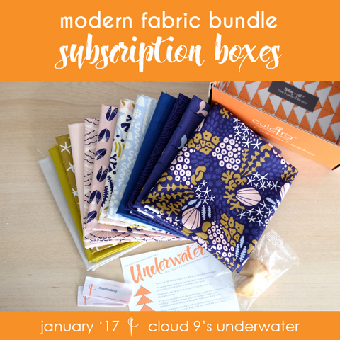 Modern Fabric Bundles