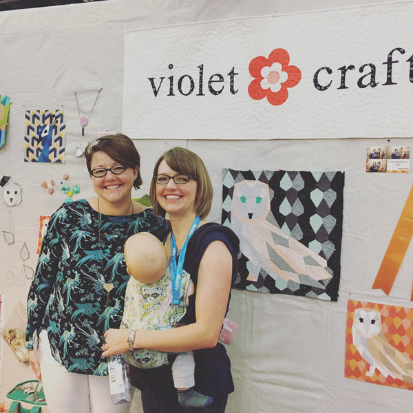 jamie with violet craft