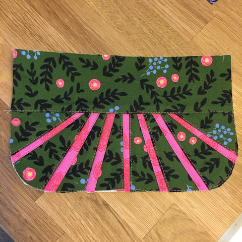 Radiate Wallet Flap Finished