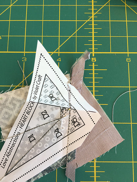 foundation paper piecing notes 3