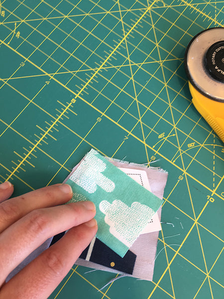foundation paper piecing notes