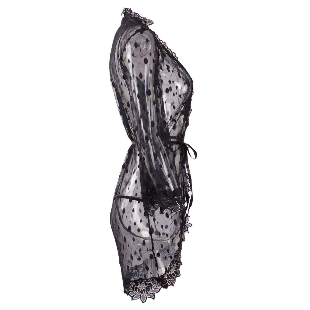 Monica Lace Night Lingerie