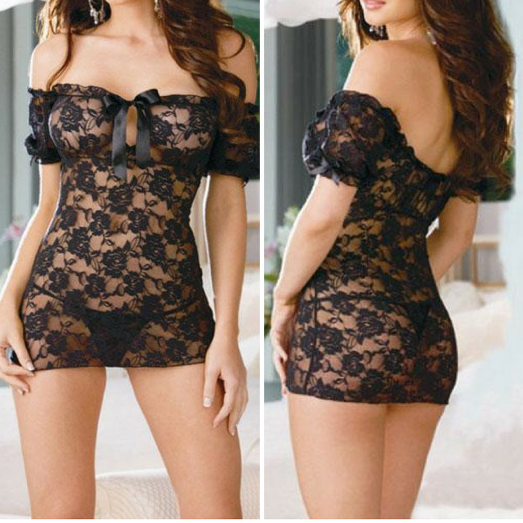 Very Sexy Dina Babydoll Set
