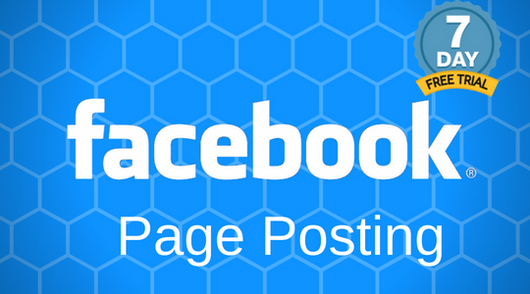 We Will Create Professional Facebook Posts on Your Behalf & Post For You - Try us FREE