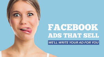 We Will Design 3 Facebook Ad Images for You With Custom Text