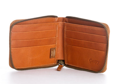 Darren Zipper Wallet - The Gaspy Collection