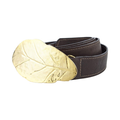 Belt with Leaf - The Gaspy Collection