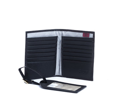Milan Passport Holder - The Gaspy Collection