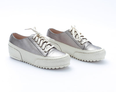 Virtual (METALLICS) Tennis Shoes - The Gaspy Collection