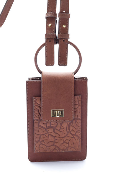 Ginger Phone Bag - The Gaspy Collection