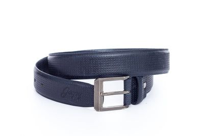 Perforations Mens Belt - The Gaspy Collection