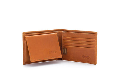 Chris Bi-fold Men's Wallet - The Gaspy Collection