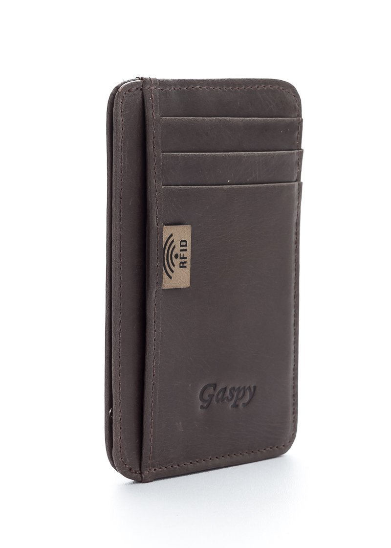 Eli Card Wallet - The Gaspy Collection