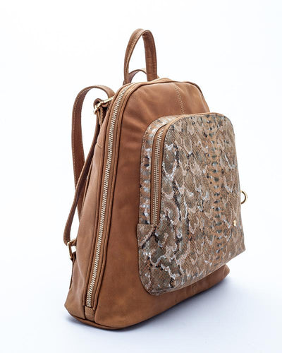 Nicole Mini Backpack - The Gaspy Collection