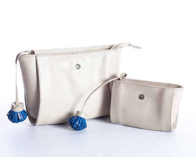 Jaelyn Cosmetic Bag - The Gaspy Collection