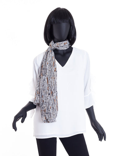 Vitral Scarf - The Gaspy Collection