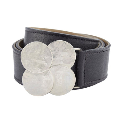 Women's Belt with 4 Circles - The Gaspy Collection