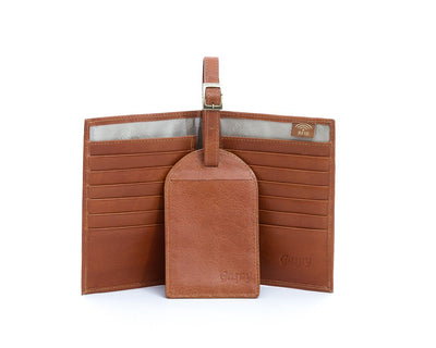 Kingston Passport Holder - The Gaspy Collection
