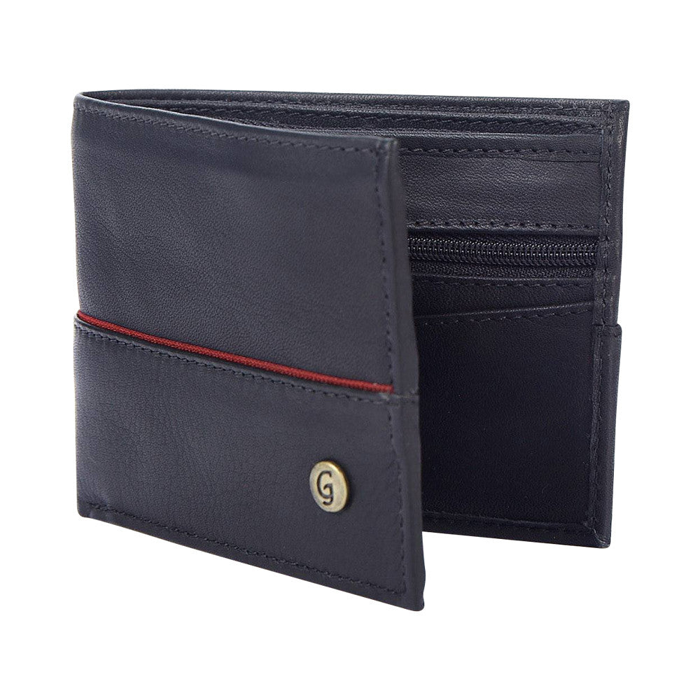 Men's Wallet w/ Line - The Gaspy Collection