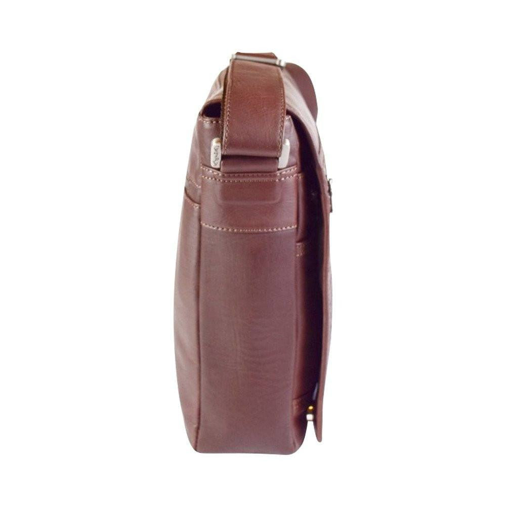 Anthony Men's Messenger Bag - The Gaspy Collection