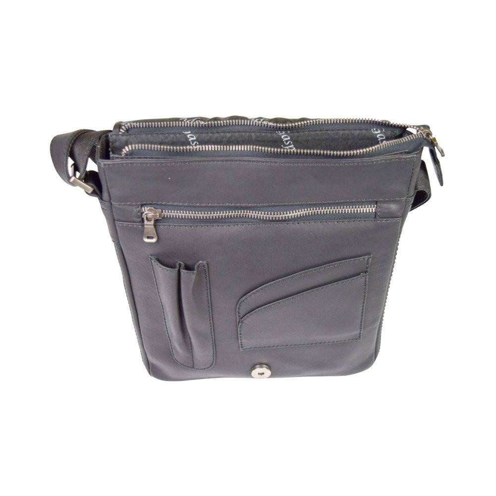 Kenneth Men's Messenger Bag - The Gaspy Collection