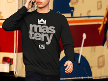 MASTERY Long Sleeve Fitted Crew