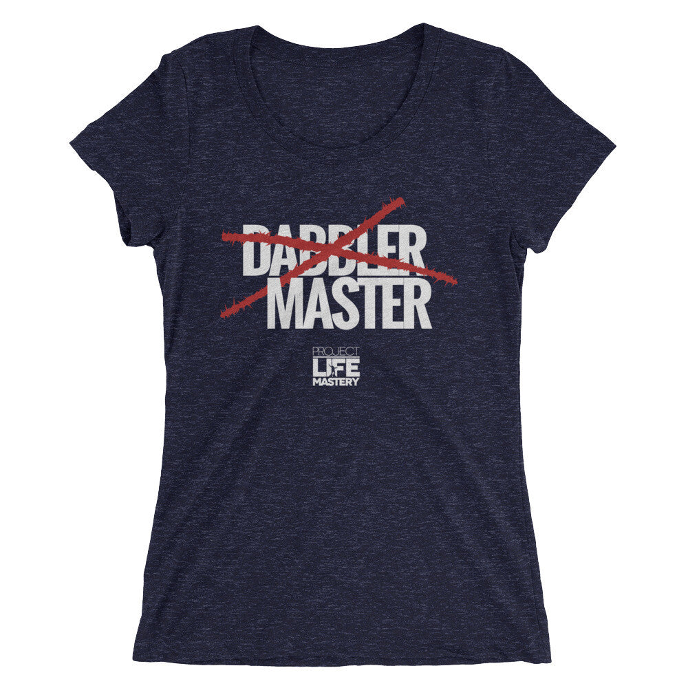 Dabbler vs. Mastery