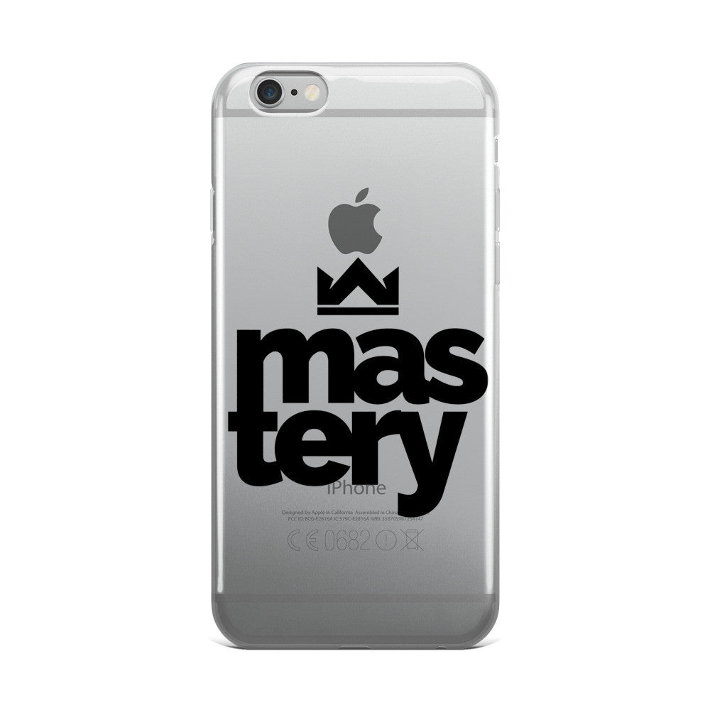 MASTERY - iPhone 6/6s Case