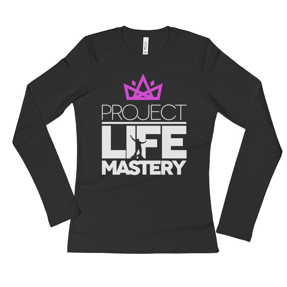 PLM Ladies' Long Sleeve T-Shirt