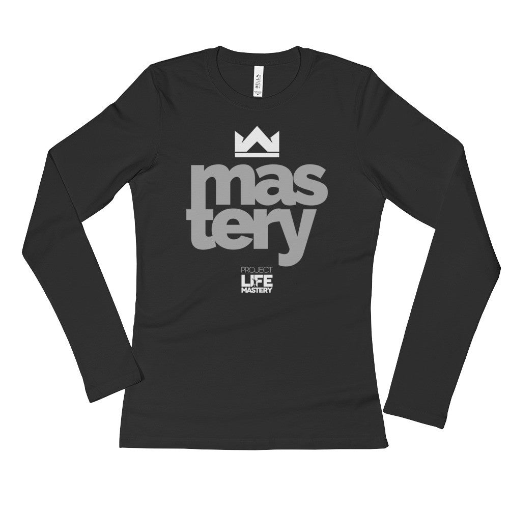 Mastery Ladies' Long Sleeve T-Shirt