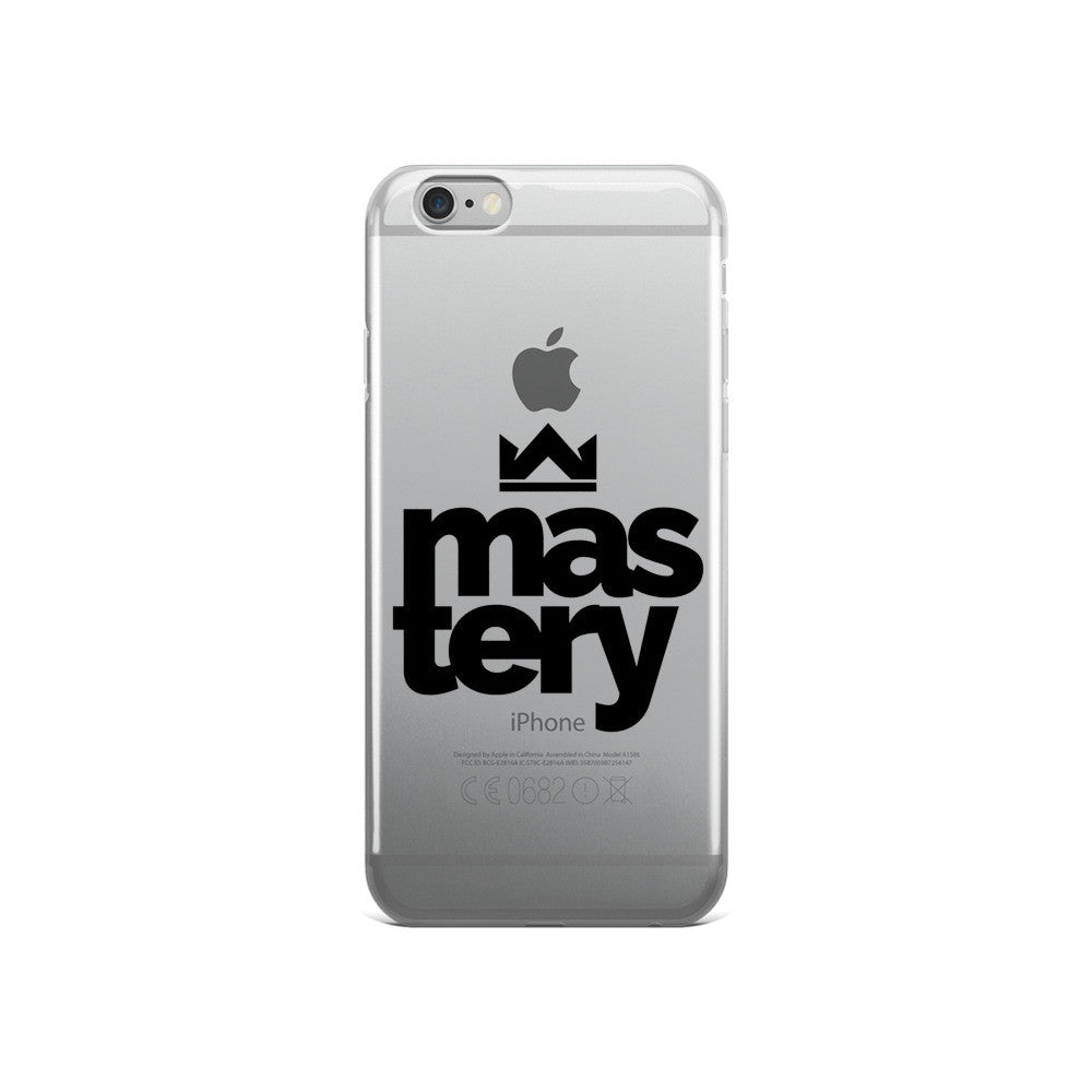 MASTERY - iPhone 6/6s Plus Case