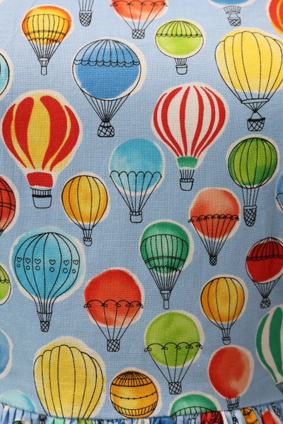 Hauteliner Hot Air Balloon A-line Dress Made in USA