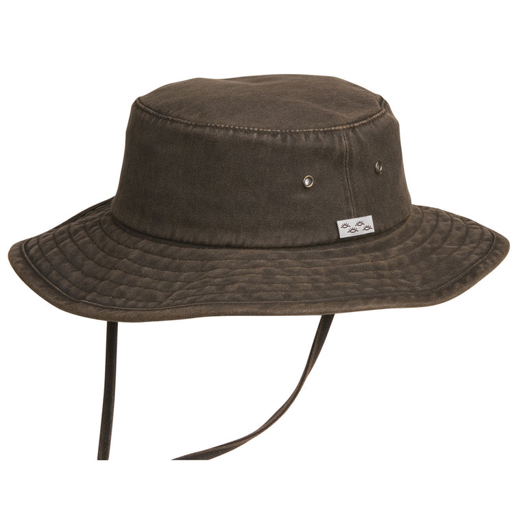 Dusty Road Aussie Waterproof Cotton Hat
