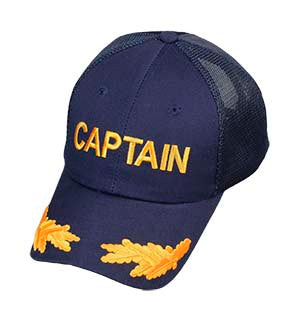 Captains Boating Baseball Cap