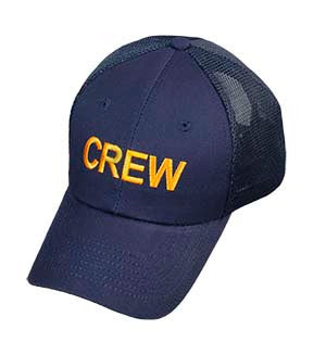 Crew Boating Baseball Cap