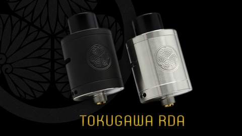 Tokugawa 24MM RDA by Tendou