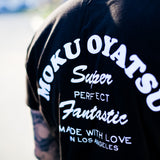 MOKU おやつ (O-YAT-SU) - Tee Shirt - Super Perfect Fantastic