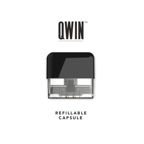 QWIN - Capsule (Refillable)