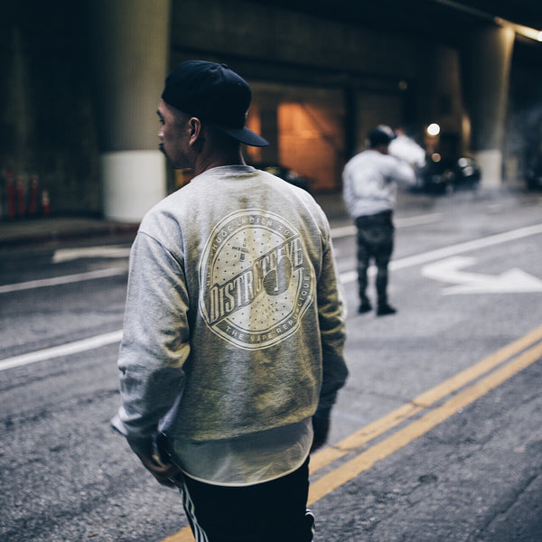 District F5VE - The 5th. Crewneck Sweater